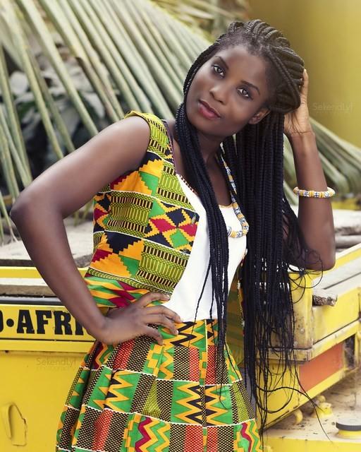 KENTE- THE PRIDE OF GHANA